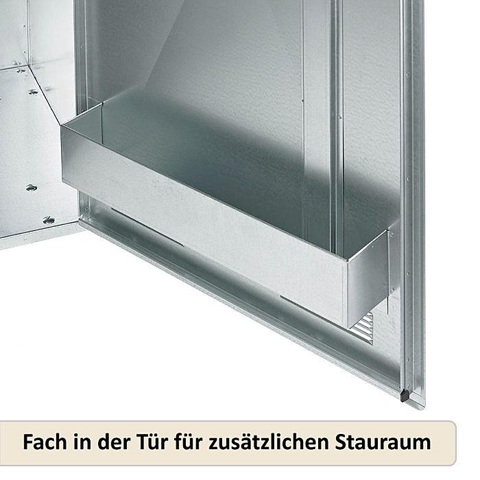 Hofmeister Sattelschrank Classic, Höhe 106 cm - fertig montiert ...