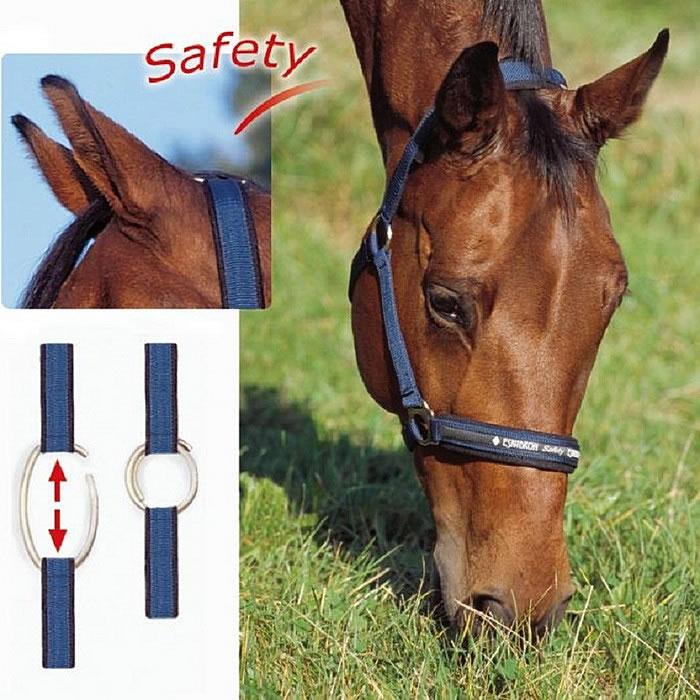 eskadron sicherheitshalfter safety g nstig kaufen im hofmeister pferdesport. Black Bedroom Furniture Sets. Home Design Ideas