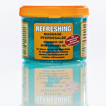 Refreshing Massage-Pferdesalbe 500ml