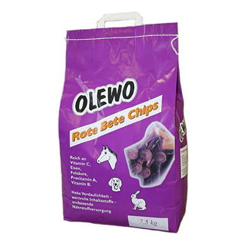 Olewo Rote Beete Chips Beutel 7,5 kg