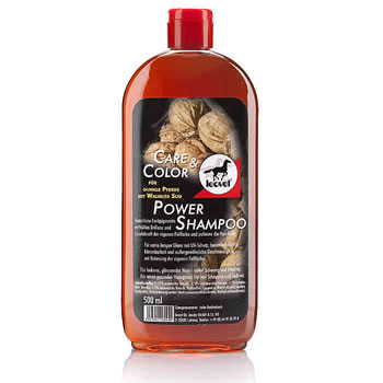 Leovet Powershampoo Walnuss