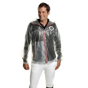 Kingsland Regenjacke transparent