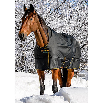 Bucas Weidedecke Irish Turnout High Neck Light 50g